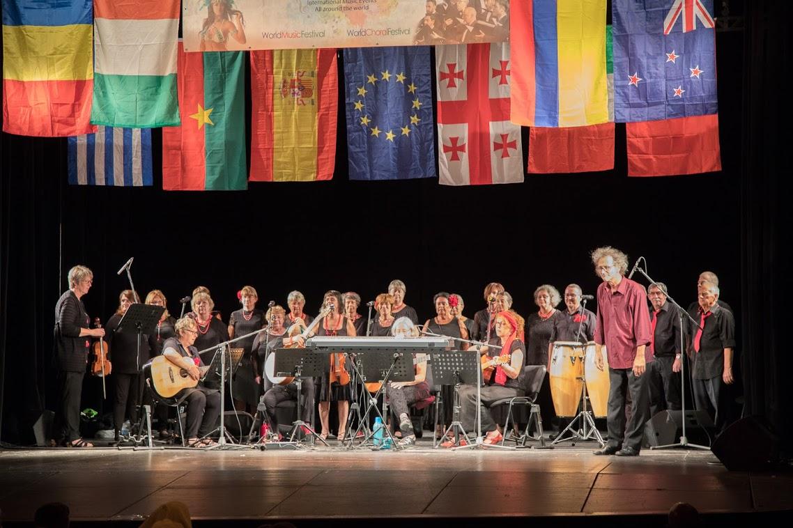 Concert au Divaldo (théâtre) ABC