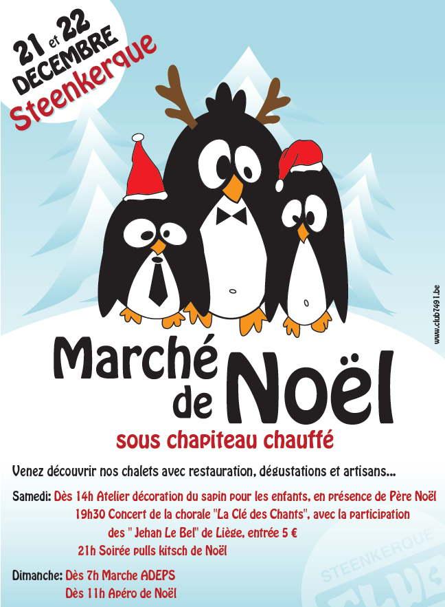 Concert Steenkerque 21/12/2019